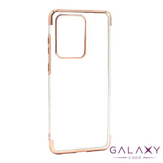 Futrola COLOR EDGE za Samsung G988F Galaxy S20 Ultra roze