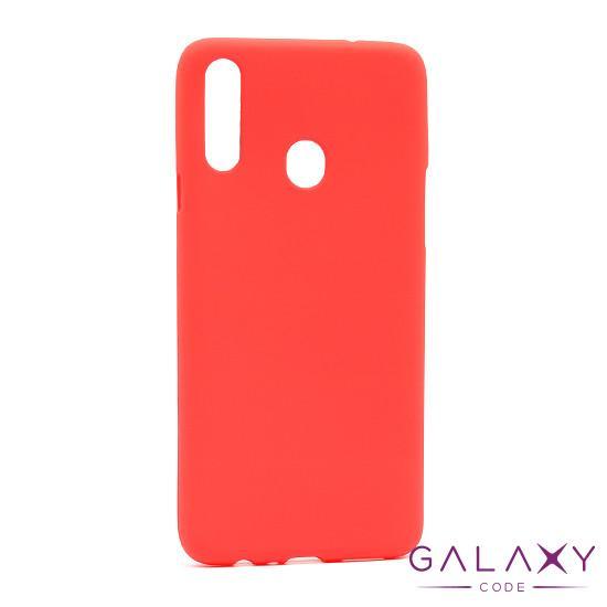 Futrola GENTLE COLOR za Samsung A207F Galaxy A20s crvena