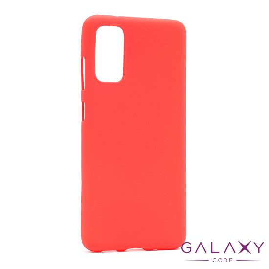Futrola GENTLE COLOR za Samsung G980F Galaxy S20 crvena
