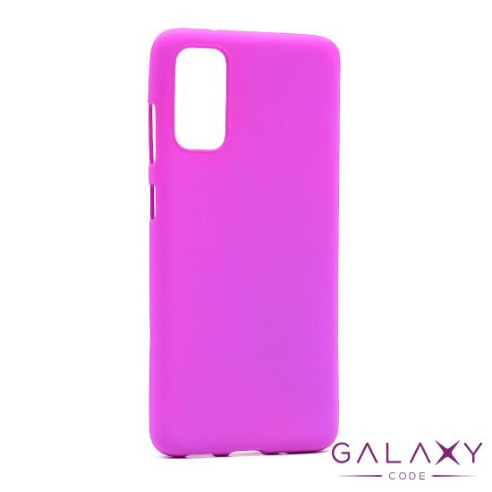 Futrola GENTLE COLOR za Samsung G980F Galaxy S20 ljubicasta