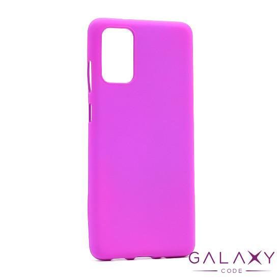 Futrola GENTLE COLOR za Samsung G985F Galaxy S20 Plus ljubicasta