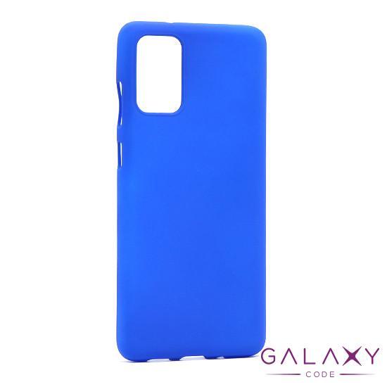 Futrola GENTLE COLOR za Samsung G985F Galaxy S20 Plus plava