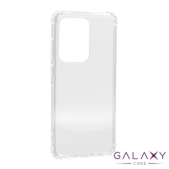 Futrola silikon CRASHPROOF za Samsung G988F Galaxy S20 Ultra providna