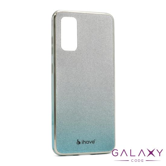 Futrola GLASS Ihave Glitter za Samsung G980F Galaxy S20 DZ04