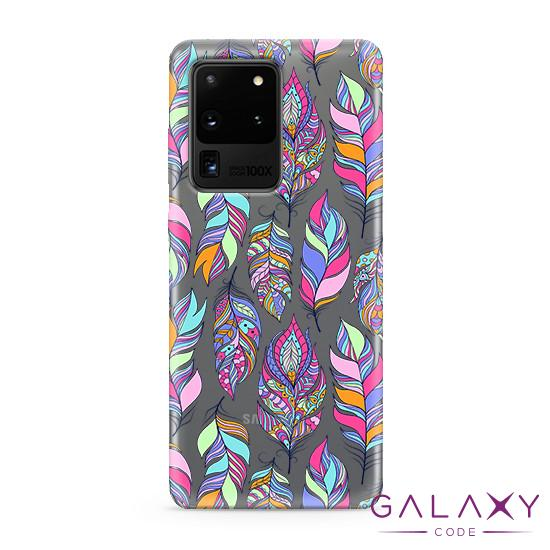 Futrola ULTRA TANKI PRINT CLEAR za Samsung G988F Galaxy S20 Ultra ND0099