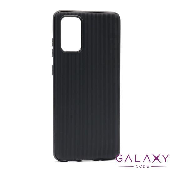 Futrola GENTLE LINE za Samsung G980F Galaxy S20 crna