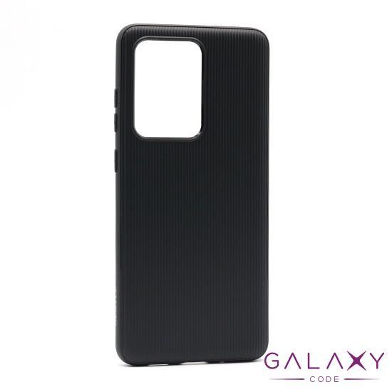 Futrola GENTLE LINE za Samsung G988F Galaxy S20 Ultra crna