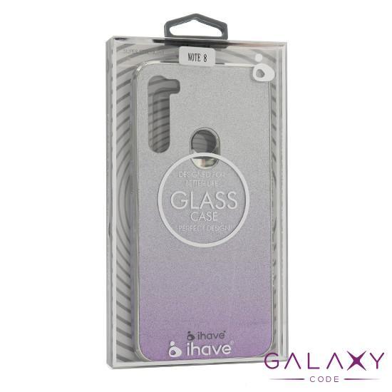 Futrola GLASS Ihave Glitter za Xiaomi Redmi Note 8 DZ01