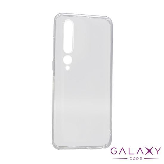 Futrola ULTRA TANKI PROTECT silikon za Xiaomi Mi 10/Mi 10 Pro providna (bela)