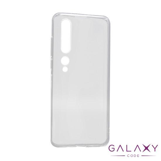 Futrola ULTRA TANKI PROTECT silikon za Xiaomi Mi 10 Pro providna (bela)