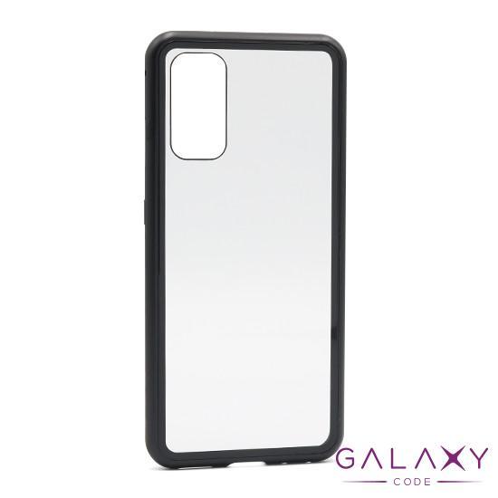 Futrola Magnetic frame za Samsung G980F Galaxy S20 crna