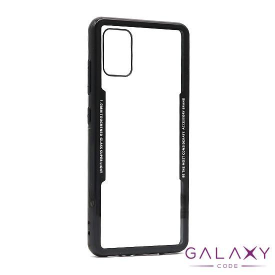 Futrola BACK CLEAR za Samsung A515F Galaxy A51 crna