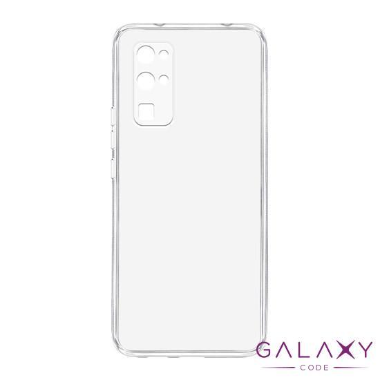 Futrola ULTRA TANKI PROTECT silikon za Huawei Honor 30 providna (bela)