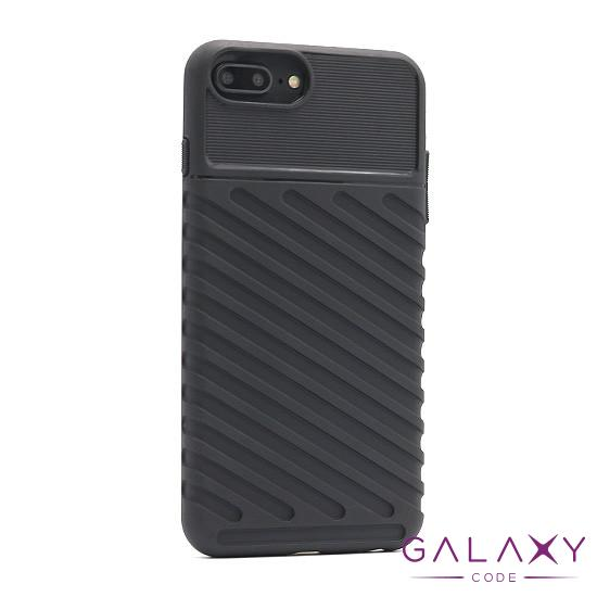 Futrola THUNDER za Iphone 6 Plus/7 Plus/8 Plus crna