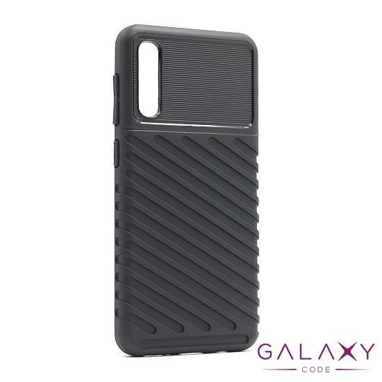 Futrola THUNDER za Samsung A705F Galaxy A70 crna