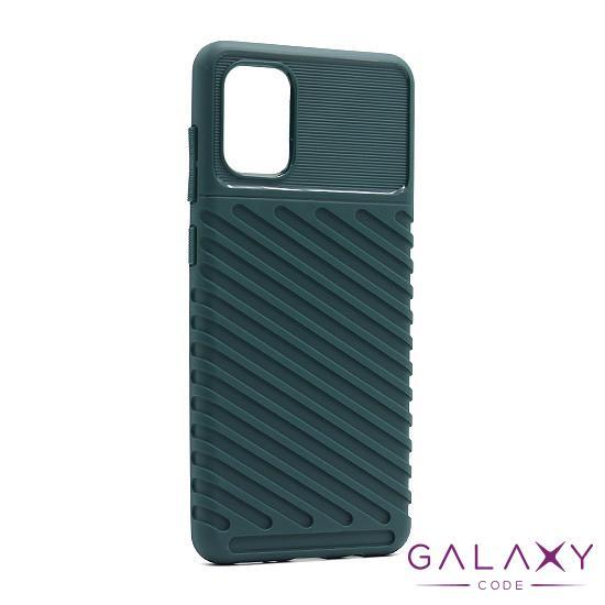 Futrola THUNDER za Samsung A715F Galaxy A71 zelena