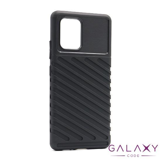Futrola THUNDER za Samsung G770F Galaxy S10 Lite crna
