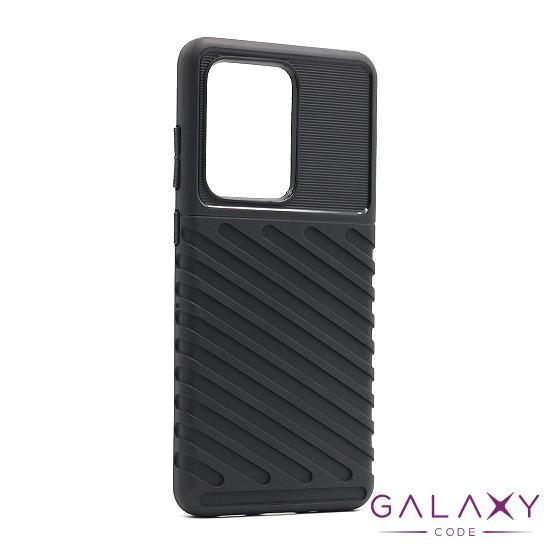 Futrola THUNDER za Samsung G988F Galaxy S20 Ultra crna