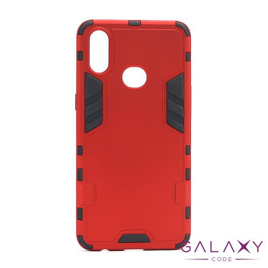 Futrola IRON za Samsung A107F Galaxy A10s crvena
