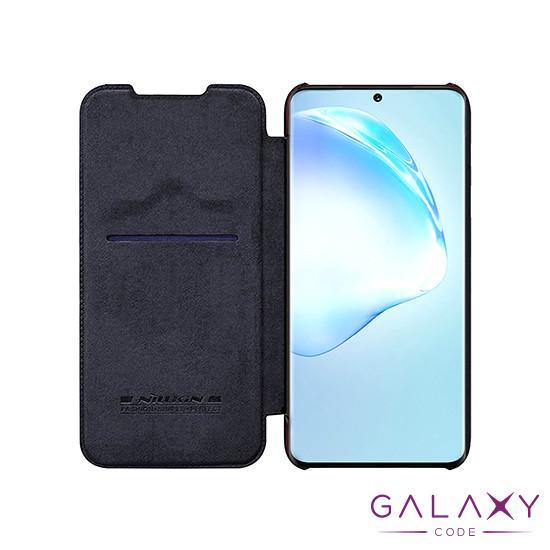 Futrola Nillkin Qin za Samsung G988F Galaxy S20 Ultra /S20 Ultra 5Gcrna