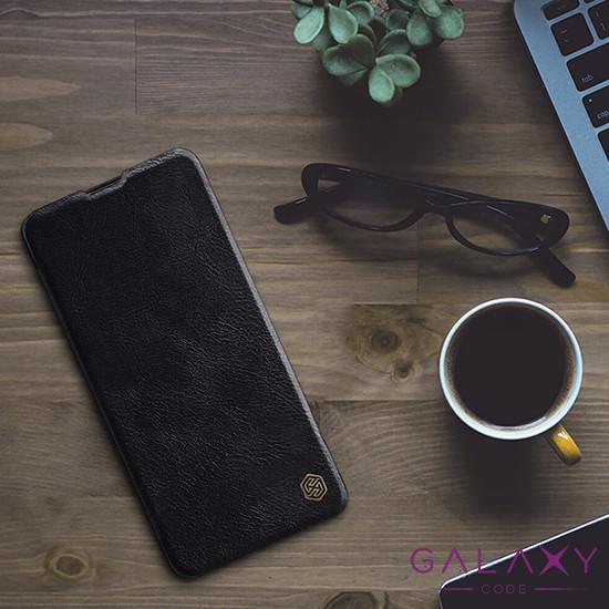 Futrola NILLKIN QIN za Xiaomi Mi 10/Mi 10 Pro crna