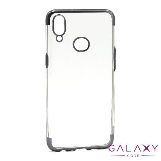Futrola COLOR EDGE za Samsung A107F Galaxy A10s crna