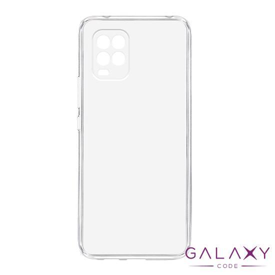 Futrola ULTRA TANKI PROTECT silikon za Xiaomi Mi 10 Lite providna (bela)