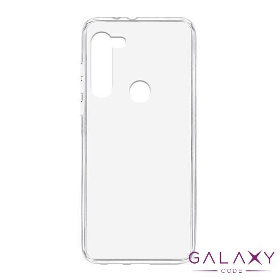 Futrola ULTRA TANKI PROTECT silikon za Motorola Moto G8 Power providna (bela)