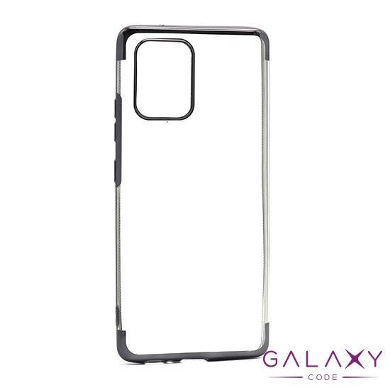 Futrola COLOR EDGE za Samsung G770F Galaxy S10 Lite crna