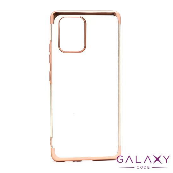 Futrola COLOR EDGE za Samsung G770F Galaxy S10 Lite roze