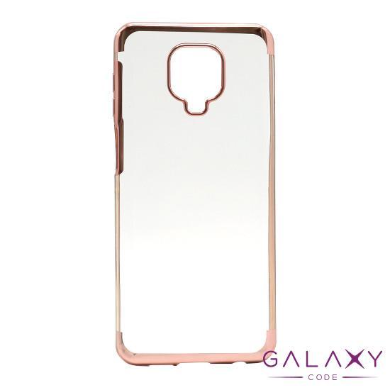 Futrola COLOR EDGE za Xiaomi Redmi Note 9 Pro roze