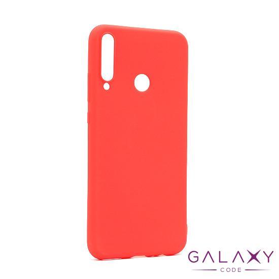 Futrola GENTLE COLOR za Huawei P40 Lite E crvena