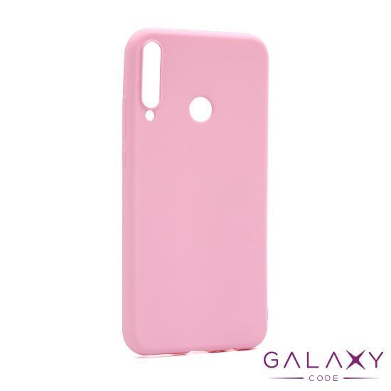 Futrola GENTLE COLOR za Huawei P40 Lite E roze