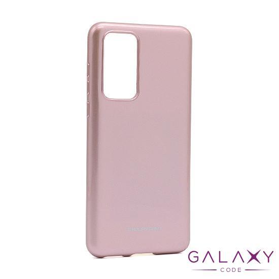 Futrola Jelly za Huawei P40 roze