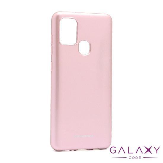Futrola Jelly za Samsung A217F Galaxy A21s roze