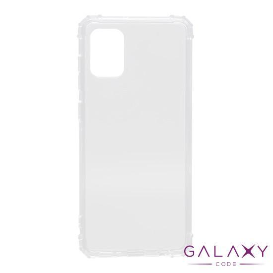 Futrola silikon CRASHPROOF za Samsung A315F Galaxy A31 providna