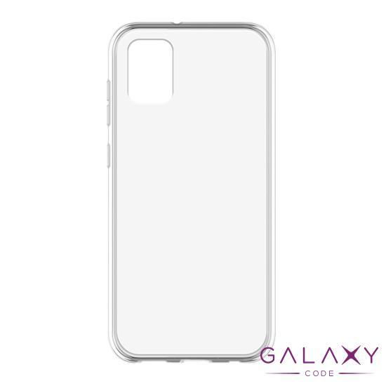 Futrola silikon CLEAR STRONG za Samsung A315F Galaxy A31 providna