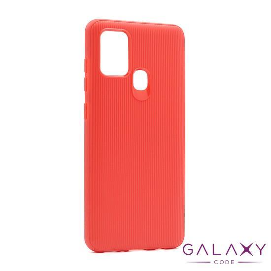 Futrola GENTLE LINE za Samsung A217F Galaxy A21s crvena