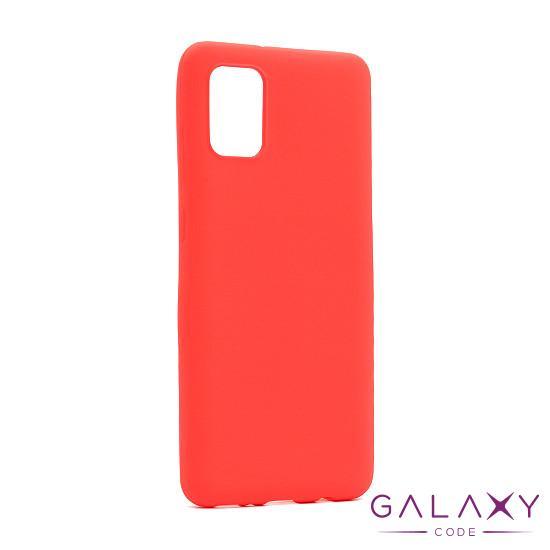 Futrola GENTLE COLOR za Samsung A315F Galaxy A31 crvena