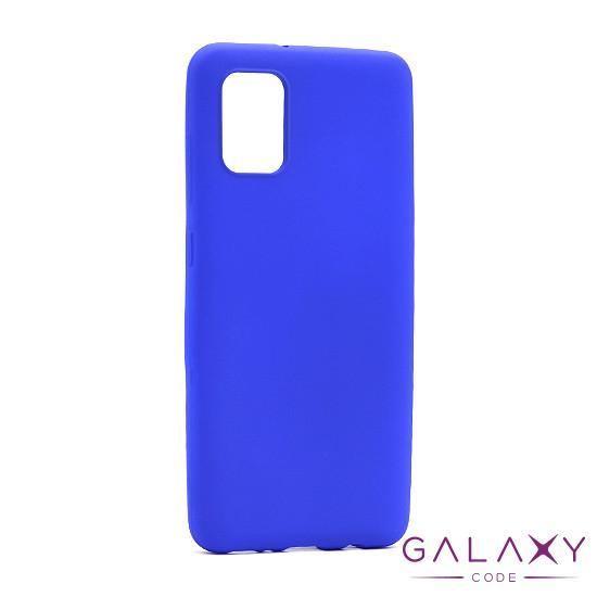 Futrola GENTLE COLOR za Samsung A315F Galaxy A31 plava