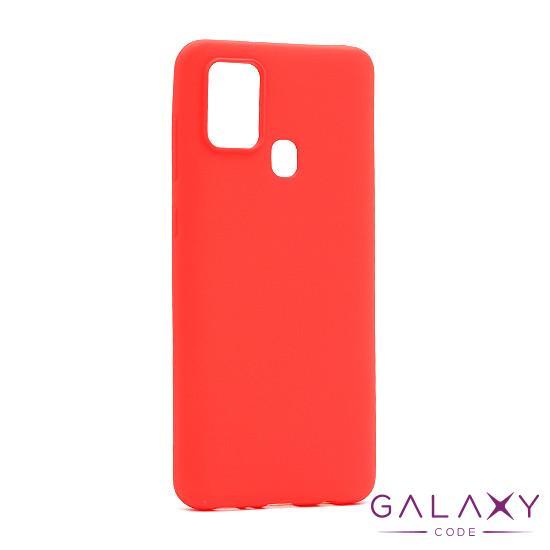 Futrola GENTLE COLOR za Samsung A217F Galaxy A21s crvena