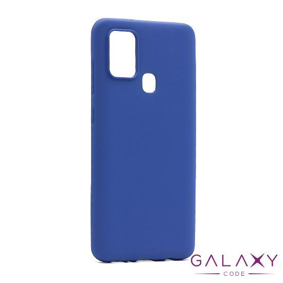 Futrola GENTLE COLOR za Samsung A217F Galaxy A21s teget