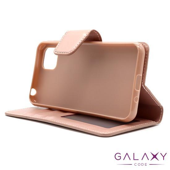 Futrola BI FOLD HANMAN II za Huawei Y5p/Honor 9S svetlo roze