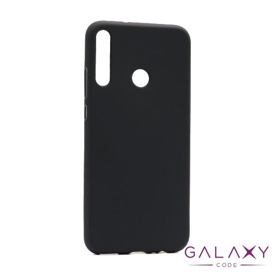 Futrola silikon DURABLE za Huawei P40 Lite E crna