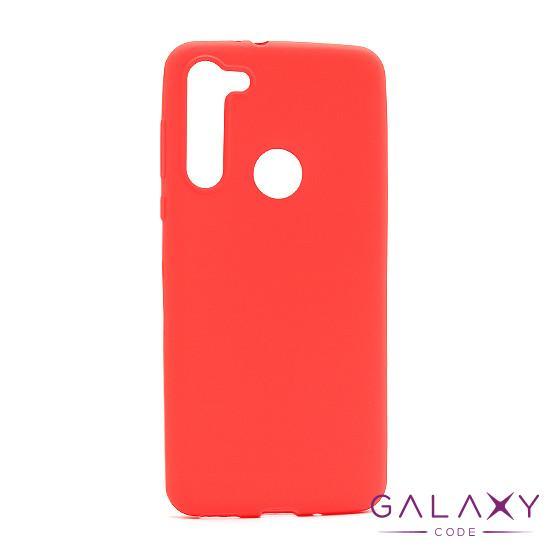 Futrola GENTLE COLOR za Motorola Moto G8 Power crvena