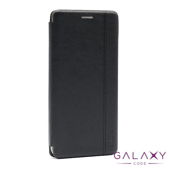 Futrola BI FOLD Ihave Gentleman za Huawei P40 Lite E crna