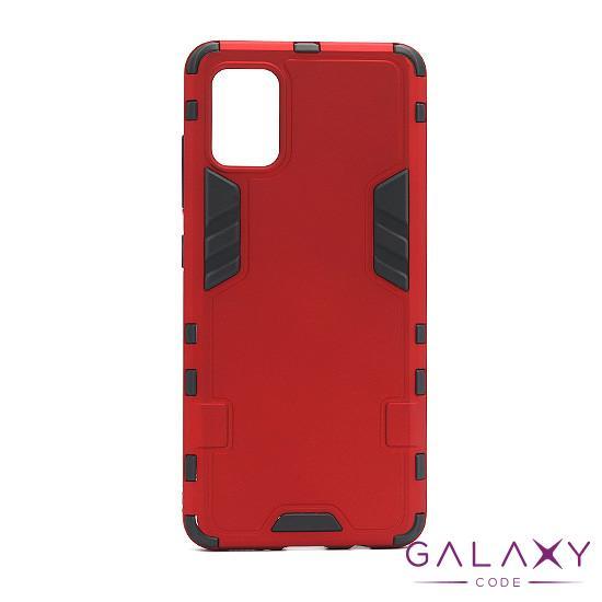 Futrola IRON za Samsung A715F Galaxy A71 crvena