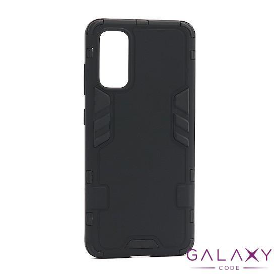 Futrola IRON za Samsung G980F Galaxy S20 crna