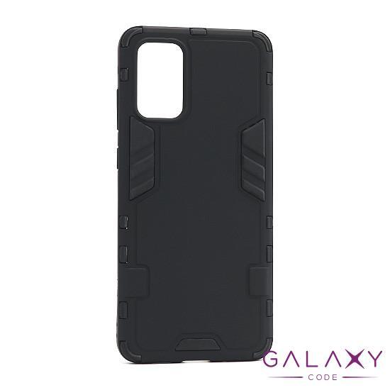 Futrola IRON za Samsung G985F Galaxy S20 Plus crna