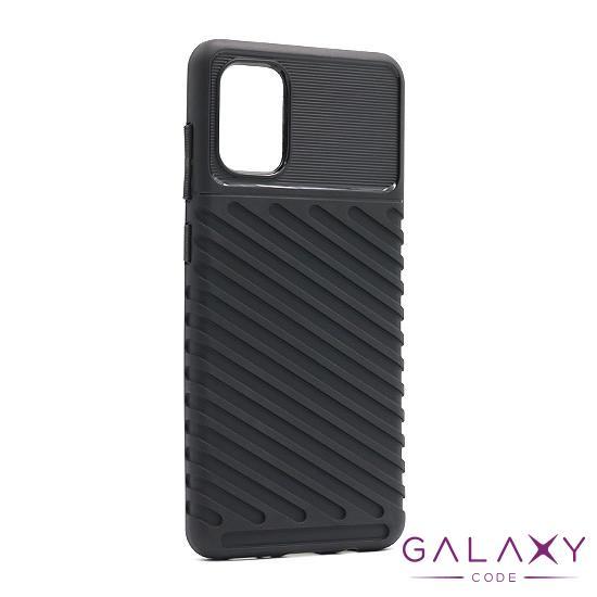 Futrola THUNDER za Samsung A415F Galaxy A41 crna